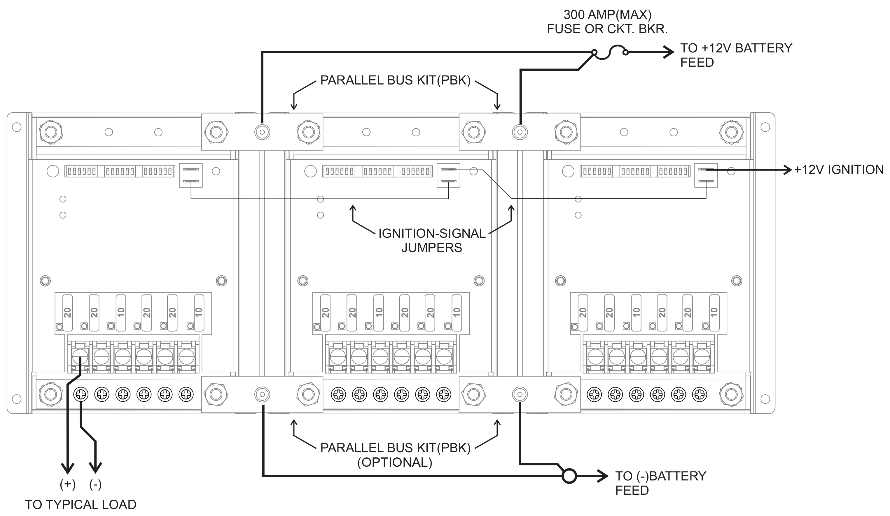 Centurion 3000 Power Converter Wiring Diagram from gfspower.com.au
